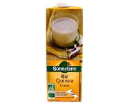 BONNETERRE Boisson de riz, quinoa, coco 1L