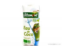 VITAMONT Eau de coco 50cl