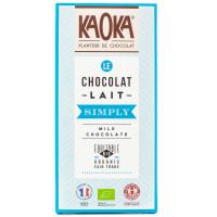KAOKA Chocolat au lait 80g