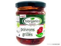 BIORGANICA NUOVA Poivrons grillés 190g