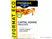 Capital homme prostate - 120 capsules