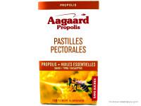 AAGAARD Propolis pectorales 30 pastilles