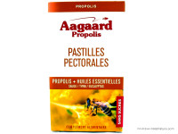 Propolis pectorales - 30 pastilles