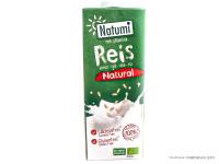 NATUMI Boisson riz nature 1L
