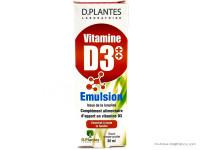 D.PLANTES Vitamine D3 par 30ml
