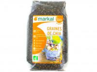 MARKAL Graines de chia 250g