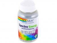 SOLARAY Spectro energy ! 60 capsules