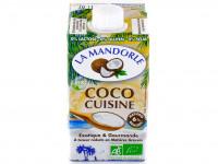 LA MANDORLE Cuisine à la noix de coco 25cl