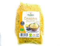 PRIMEAL Couscous maïs riz chia parfumé citron 300g