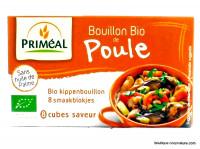 PRIMÉAL Bouillon de poule en cubes 80g