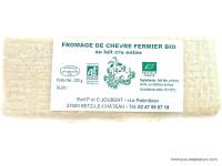 P.&C. JOUBERT Lingot blanc de chèvre 230g
