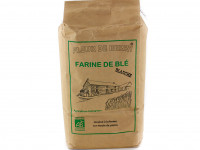 FLEUR DE BERRY Farine de blé blanche 1kg