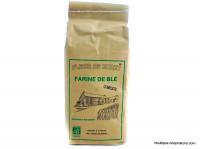 FLEUR DE BERRY Farine de blé complète 1kg