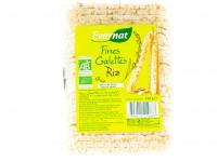 EVERNAT Fines galettes de riz 130g