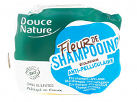 DOUCE NATURE Fleur de shampooing Anti-pelliculaire 85g