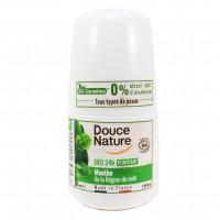 DOUCE NATURE Déodorant bille peaux normales 50ml
