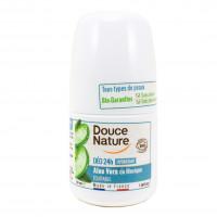 DOUCE NATURE Déodorant bille peaux sensibles 50ml
