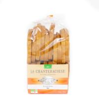 La Chanteracoise - Biscottes artisanales Essentielle 280g - Bio