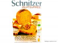 SCHNITZER Pain Granello sans gluten 500g