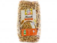 GRILLON D'OR Müesli au sarrasin sans gluten 500g