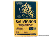 DOMAINE BABIN BILLY Sauvignon blanc I.G.P. par 5L