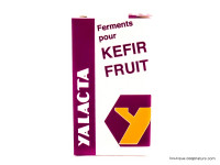 YALACTA Ferments pour kéfir de fruits 4g