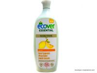 ECOVER ESSENTIAL Liquide vaisselle citron 1L