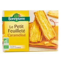 Biscuits Petits Feuilletés Caramélisés 120g