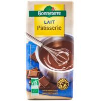 BONNETERRE Chocolat au lait pâtisserie 200g