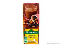 BONNETERRE Boisson à la noisette, saveur chocolat 1L