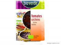BIOVERDE Tomates séchées aux herbes fraîches 130g