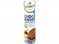 BISSON Biscuits Choco cacao vanille 300g
