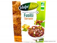VALPIBIO Fusilli sarrasin sans gluten 500g