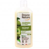 DOUCE NATURE Shampooing doux bleuet & aloe vera 300ml
