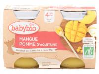 mangue pomme d'Aquitaine 2x130g Bio