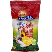 Chips Saveur de Sel et de Vinaigre Bio 125g