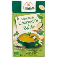Velouté de Courgette et Basilic Bio 1l