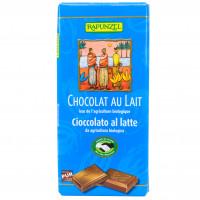 Chocolat au Lait Bio 100g