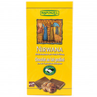 Chocolat au Lait Praliné Bio 100g