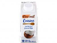 ECOMIL Cuisine lait de coco 200ml
