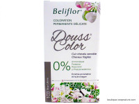 BELIFLOR Coloration permanente 103 Brun ultime 131ml
