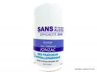 JONZAC Déodorant bille fraîcheur hypoallergénique 50ml