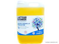 L'ARTISANT SAVONNIER Liquide vaisselle concentré 5L