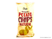 TRAFO Chips nature 125g