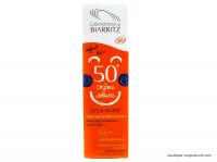 BIARRITZ Crème solaire enfant SPF50+ format 100ml