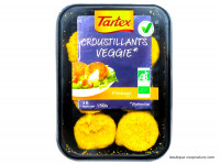 TARTEX Croustillants veggie 150g