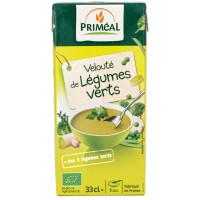 Velouté de Légumes Verts Bio 33cl