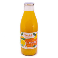 Jus d'Orange Pressées 100% Bio 1L