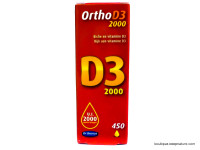 ORTHONAT OrthoD3 2000UI (Lanoline) 20ml