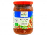 PRIMEAL Sauce tomate basilic 200g